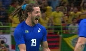 Brasil vence a Alemanha com grande vitória no handebol masculino