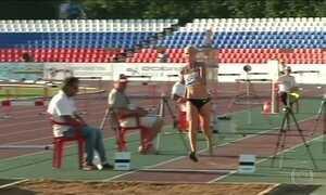Tribunal revoga suspensão da atleta  russa Darya Klishina