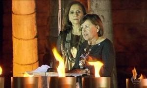 Israelenses mortos nos Jogos de Munique em 1972 são homenageados