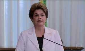 Dilma reconhece erros e propõe plebiscito sobre antecipar eleições