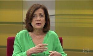Miriam Leitão comenta o aumento do desemprego