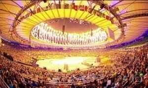 Carnaval e show de cultura popular marcam encerramento da Rio 2016