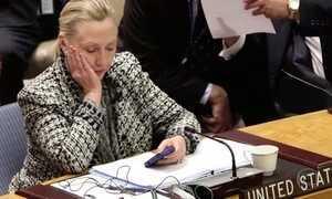 E-mails mostram proximidade entre governo dos EUA e Fundação Clinton