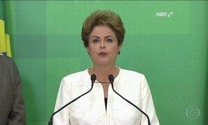 Julgamento final do impeachment de Dilma começa nesta quinta (25)