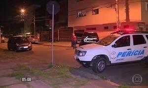 Mulher é morta por assaltante em frente escola do filho em Porto Alegre