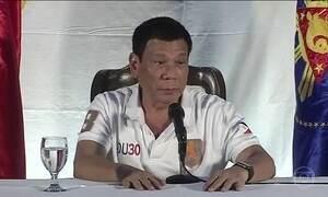 Governo das Filipinas manda viciados matarem traficantes