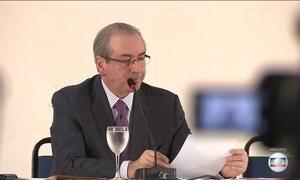 Câmara se prepara para votar o pedido de cassação de Cunha
