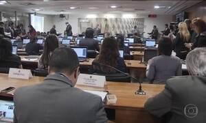 CCJ do Senado aprova proposta que pode reduzir número de partidos