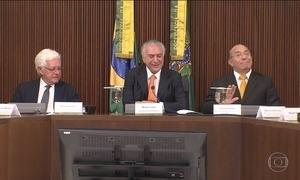 Governo anuncia pacote de concessões e privatizações