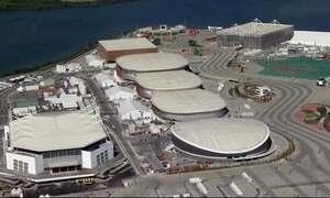 Material usado nos Jogos Olímpicos vai ser reaproveitado por ONGs