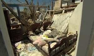 Fantástico vai à região mais destruída no Haiti pelo furacão Matthew