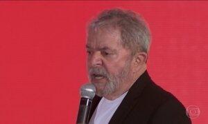 Lula vira réu pela terceira vez