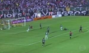 Palmeiras abre vantagem na liderança do Brasileirão