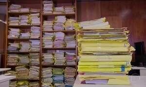 Justiça tem 70 milhões de processos acumulados e ainda sem solução