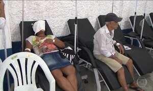 Estados deixam de usar verba federal no combate à dengue