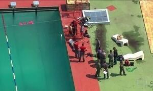 Polícia investiga morte de jogador de futebol na piscina da Portuguesa