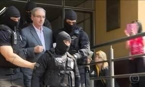 Procuradores apresentam indícios que justificam prisão de Cunha