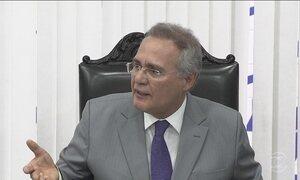 Renan Calheiros diz que vai contestar no STF a operação da Polícia Federal