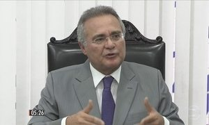 Renan Calheiros critica magistrado e PF por prisão de policiais legislativos