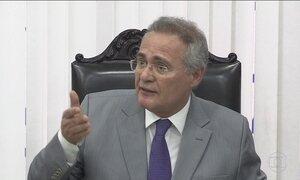 Renan reage à ação da PF contra Polícia Legislativa e recorre ao STF