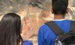Parque Arqueológico vira atração em Minas Gerais