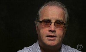 Irlandês cego fala como perdoou soldado que o machucou