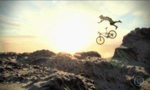 Você Só Tem Uma Chance: como se salvar de um salto sem bicicleta?