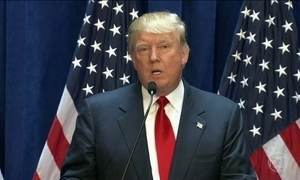 Trump promete devolver empregos e barrar a entrada de imigrantes