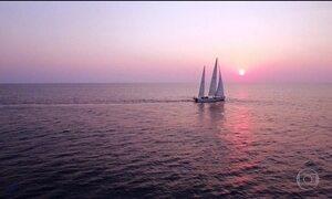 Expedição Oriente passa pelas Ilhas Maurício e chega à África do Sul