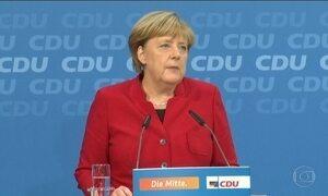 Angela Merkel anuncia que vai disputar quarto mandato
