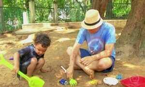 Atividades ao ar livre ajudam a reduzir alergia e infecções infantis