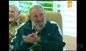 Funeral de Fidel Castro começa nesta segunda-feira (28)