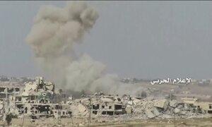Governo da Síria consegue retomar um terço da cidade de Aleppo