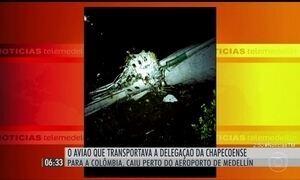Prefeitura confirma pelo menos 25 mortos na queda do avião em Medellín