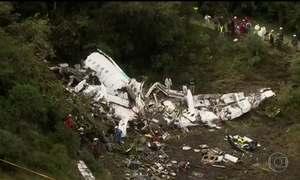 Falta de combustível pode ter causado a queda do avião, dizem especialistas