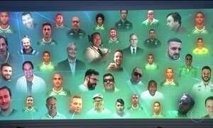 JN presta homenagem às vítimas da queda do avião da Chapecoense