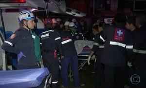 Sobreviventes da queda de avião se recuperam em hospitais de Medellín