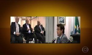 Lula depõe como testemunha de defesa de Eduardo Cunha
