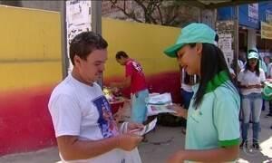 Pelo Brasil, moradores e agentes de saúde combatem o Aedes aegypti
