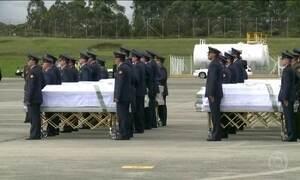 Corpos dos brasileiros mortos no desastre estão em território brasileiro