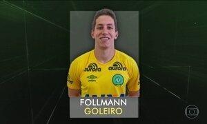 Follmann grava áudio em hospital: 'Vou sair dessa rápido'; ouça