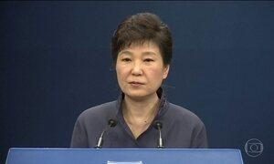 Presidente da Coreia do Sul,  Park Geun-Hye, é afastada pelo Congresso