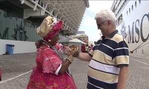 Estrangeiros contam o que gostariam de melhorar no turismo do Brasil
