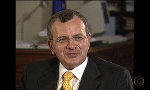 Polícia do Rio investiga se corpo carbonizado é do embaixador grego desaparecido