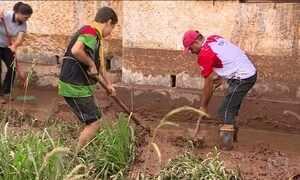 Região Metropolitana de Porto Alegre ainda sofre com os efeitos das chuvas
