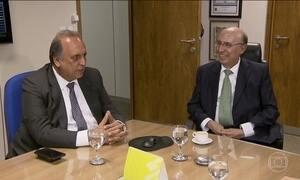Governo federal e Rio anunciam plano para recuperar  finanças