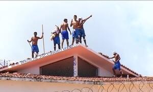 Presos fazem novo motim após rebelião que deixou 26 mortos no RN