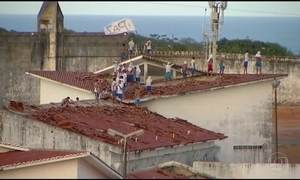 Governador do RN vai a Brasília pedir apoio para controlar caos em presídio