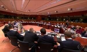 Grã-Bretanha detalha plano para deixar União Europeia