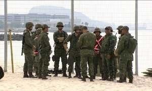 Forças Armadas farão varredura em presídios como na Olimpíada
